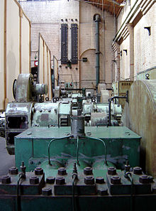 Wapping Hydraulic Power Station Wikipedia