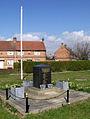 War memorial at Paull - geograph.org.uk - 756903.jpg
