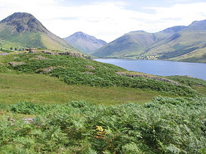 Wast Water - Looking towards Wasdale Head