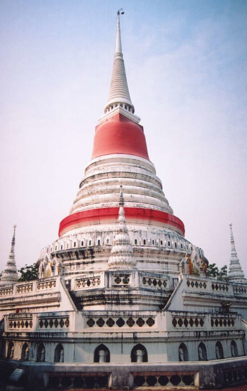 Wat Phra Samut Chedi