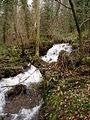 Waterfall on the River Clywedog - geograph.org.uk - 136212.jpg