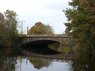 Watertown Bridge bridge in United States of America