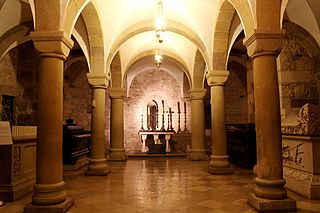 St. Leonards Crypt