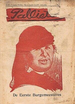 Léonie Keingiaert de Gheluvelt - Keingiaert de Gheluvelt (by Jos De Swerts, 1923)