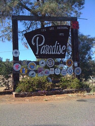 Paradise mailbbox