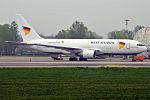 West Air Sweden, SE-RLC, Boeing 767-232 BDSF (26554985636).jpg