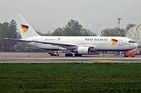 SE-RLC - B762 - European Air Transport