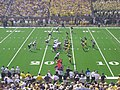 Western Michigan vs. Michigan 2011 11 (Western on offense).jpg