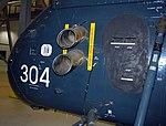 Westland Wessex Mk.1 exhaust detail, Imperial War Museum, Duxford. (30708794640).jpg