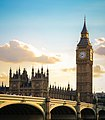 Westminster Bridge and Palace of Westminster - Summer cropped.jpg