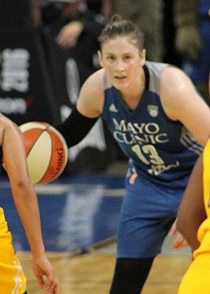 Lindsay Whalen - Whalen in 2016