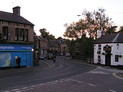 Whaley Bridge sentrum