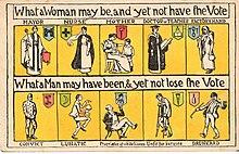 De la Biblioteca de Mujeres: Colección Sufragio;  Creado por el Suffrage Atelier
