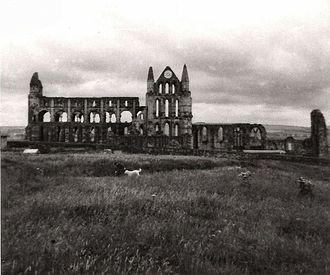 History of Anglo-Saxon England - Whitby Abbey
