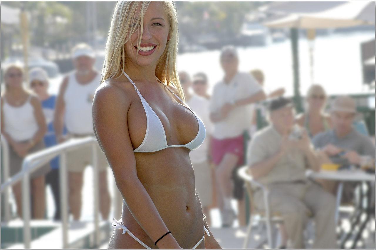 File White Bikini Jpg Wikimedia Commons