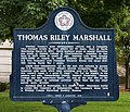 Whitley-county-thomas-riley-marshall-plaque.jpg