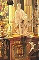 Wien-Innenstadt, Peterskirche, Skulptur.JPG