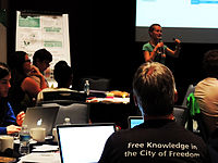 Wikimanía 2015 - Hackaton Day 1 - LMM - México D.F. (4).jpg