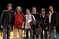 Wikimania 2009 - Richard Stallman en el teatro Alvear con asistentes (15).jpg