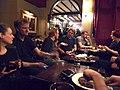 Wikimania 2014 Volunteer Drinks 2014-05-08 06.jpg