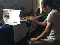 Wikimania 2015 - WikiCheese Mexico 04.jpg