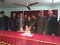Wikipedia's 16th Birthday celebration in Rangpur (11).jpg
