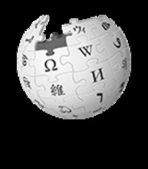 Danish Wikipedia - Image: Wikipedia logo v 2 da