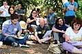 Wikipedians gathering 7953.JPG