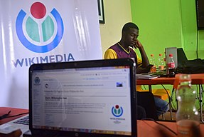 Wikipedians meet up at Ilorin Kwara state 11.jpg