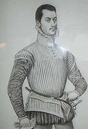 Willem IV van den Bergh - Willem IV, Count Van de Bergh