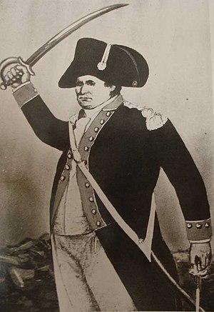 William Darke - Portrait of William Darke