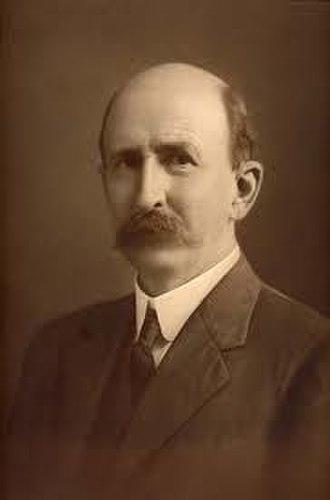 William C. McDonald (governor) - Image: William C. Mc Donald (1912)