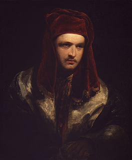 William Macready 19th-century English actor