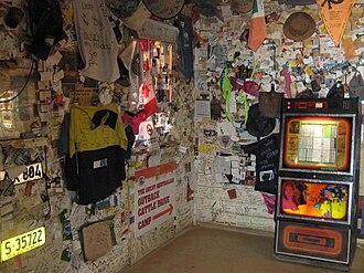 William Creek, South Australia - The Pub inside