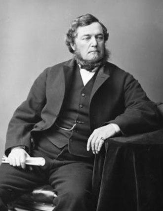 William Johnston Almon - William Johnston Almon in 1873