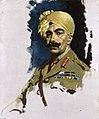 William Orpen - Ganga Singh, Maharaja of Bikaner 1919.jpg