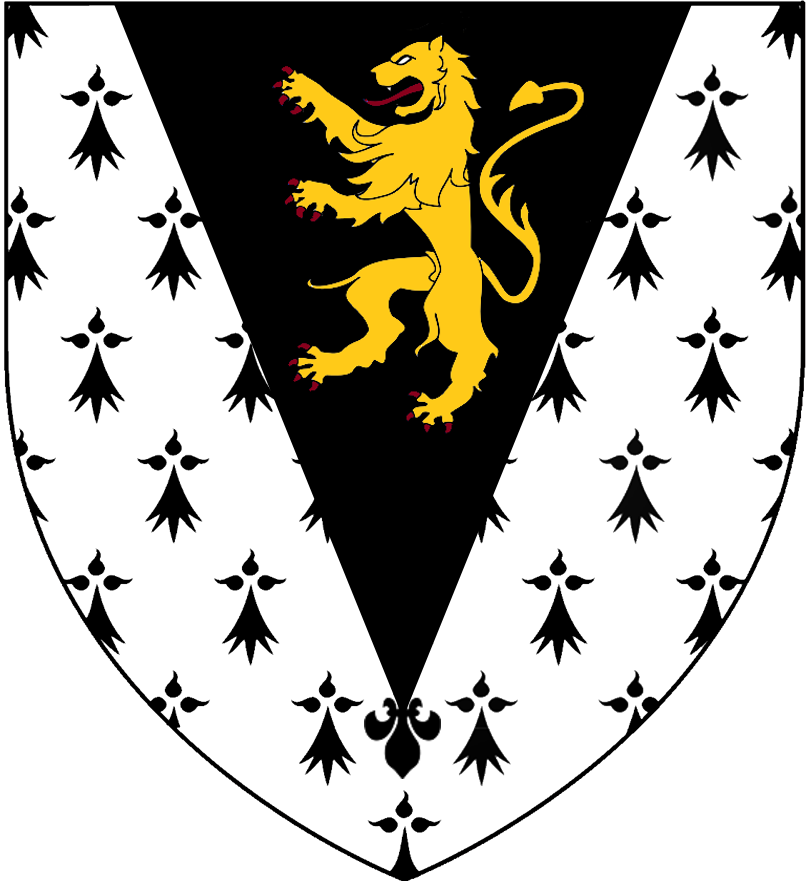 Williams of Mostyn Escutcheon