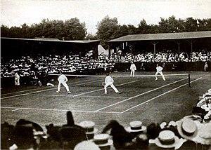 1906 Wimbledon Championships - Wimbledon 1906, Men's doubles final