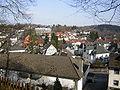 Wipperfürth Süden vom Klosterberg Realschule Hauptschule.JPG
