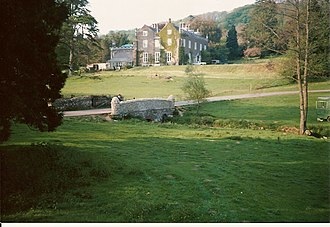 Wiscombe Park - Wiscombe Park House