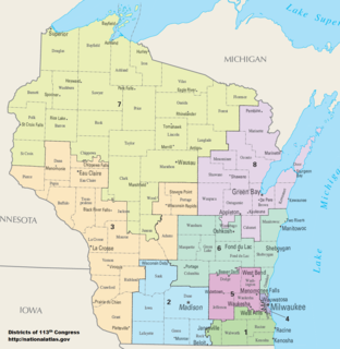 United States congressional delegations from Wisconsin Wikipedia list article