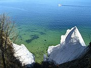Chalk cliffs (Rügen)