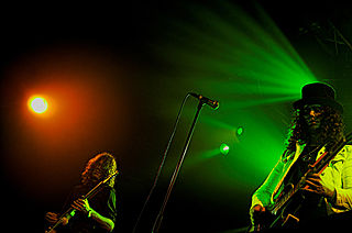 Witchcraft (band) Swedish doom metal/stoner rock band founded in 2000