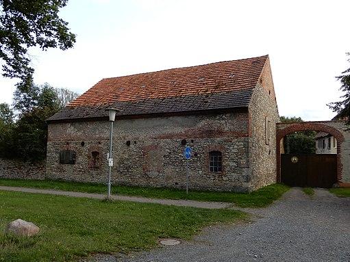 Witteanger 14 (Reinstedt) Feldsteinscheune