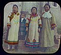 Wives of Goldi chiefs in their best clothes LCCN2004708034.jpg