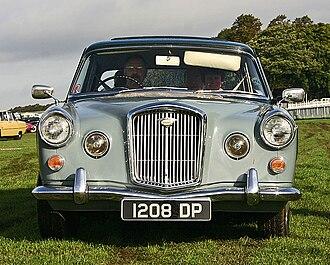 Wolseley 6/99 - Image: Wolseley 6 110 Mk II head