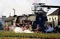 Wolsztyn, Parowóz Ty42 148, Aug 1990 (3774493995).jpg