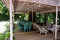 Wooden Outdoor Dining Area.jpg
