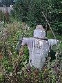 Wordsworth garden scarecrow - geograph.org.uk - 2020453.jpg