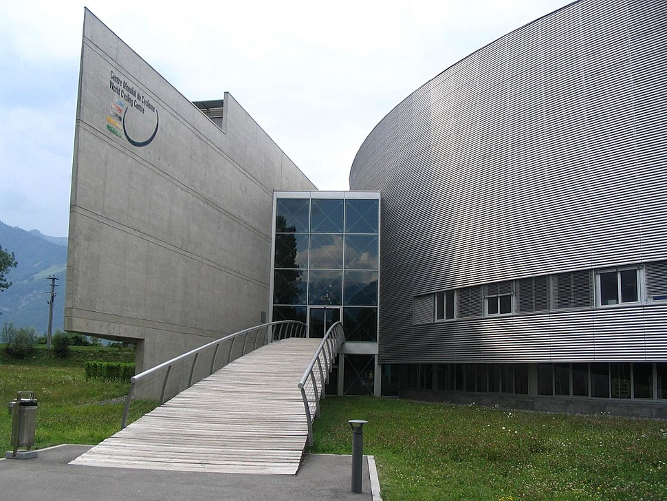 World Cycling Centre - Aigle Switzerland